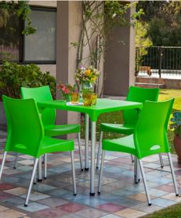 Mesa Amb verde Cod.1312-01