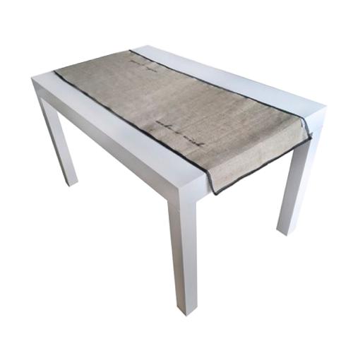 Daza mueblescamino de mesa daza muebles - Mantel para mesa exterior ...
